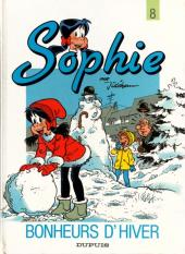 Sophie (Jidéhem) -8b- Bonheurs d'hiver