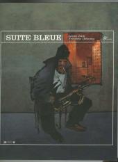 Suite Bleue - Suite bleue
