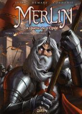 Merlin - La quête de l'épée -2a- La forteresse de Kunjir
