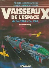 (AUT) Stewart, Cowley - Vaisseaux de l'espace de l'an 2000 à l'an 2100