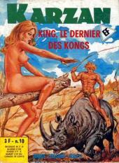 Karzan -10- King, le dernier des Kongs