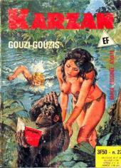 Karzan -23- Gouzi-gouzis