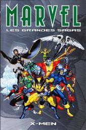 Marvel (Les grandes sagas) -4- X-men