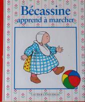 Bécassine (Les petites histoires de) -5- Bécassine apprend à marcher