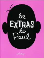 Couverture de Paul -HC- Les Extras de Paul