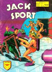 Jack Sport -3- Le repaire de corail