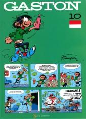 Gaston (en langues régionales) -10alsacien- La Saga des gaffes