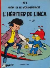 Le scrameustache -1a1979- L'héritier de l'Inca