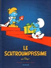 Les schtroumpfs -2TS- Le Schtroumpfissime