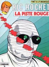 Ric Hochet -24'- La Piste rouge