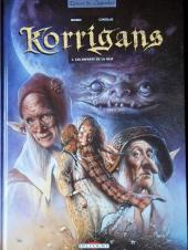 Korrigans (Mosdi/Civiello) -1a- Les enfants de la nuit