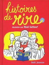 (AUT) Sattouf - Histoires de rire