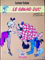 Lucky Luke -40Ind- Le Grand Duc