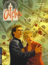 Alpha (Renard/Mythic/Jigounov/Lamquet) -1Pr- L'échange