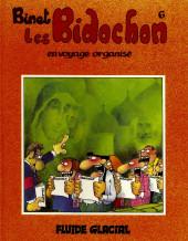 Les bidochon -6a1986- Les Bidochon en voyage organisé