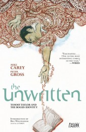 Unwritten (The) (2009) -INT01- Tommy Taylor and the bogus identity