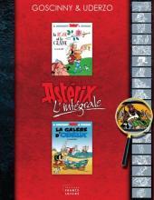 Astérix (L'intégrale - France Loisirs 2010) -11- La Rose et le Glaive - La Galère d'Obélix
