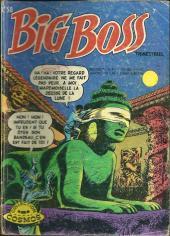Big Boss (2e série) -7- Le Mystère de l'idole masquée