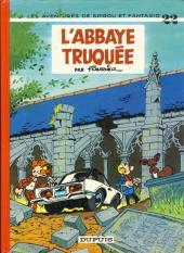 Spirou et Fantasio -22b76a- L'abbaye truquée
