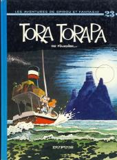 Spirou et Fantasio -23b76- Tora Torapa