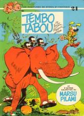 Spirou et Fantasio -24b80- Tembo Tabou