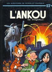 Spirou et Fantasio -27a80- L'Ankou