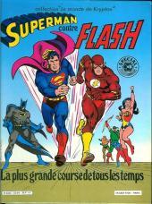 Superman - Collection le Monde de Krypton -4- Superman contre flash
