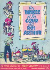 Samedi Jeunesse -38- Un yankee à la cour du roi arthur