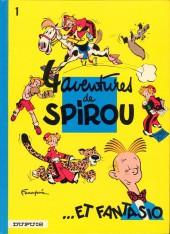 Spirou et Fantasio -1d1979- 4 aventures de Spirou ...et Fantasio
