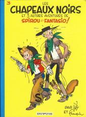 Spirou et Fantasio -3e79- Les chapeaux noirs