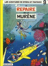 Spirou et Fantasio -9d79- Le repaire de la murène