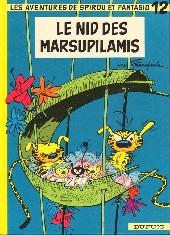 Spirou et Fantasio -12d80- Le nid des Marsupilamis