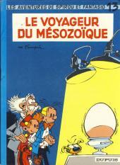 Spirou et Fantasio -13d77b- Le Voyageur du mésozoïque