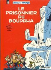 Spirou et Fantasio -14e77- Le prisonnier du Bouddha