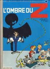 Spirou et Fantasio -16d77- L'ombre du Z