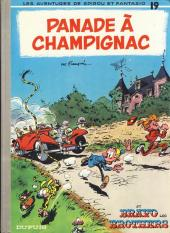 Spirou et Fantasio -19a1979- Panade à Champignac