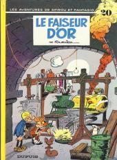 Spirou et Fantasio -20c1979- Le faiseur d'or