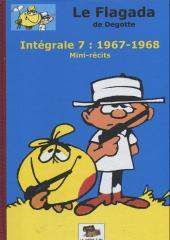 Le flagada -INT7- Intégrale 7 : 1967-1968 mini-récits