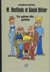 Génial Olivier -18- Le gène du génie