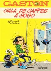 Gaston -R1b82- Gala de gaffes à gogo