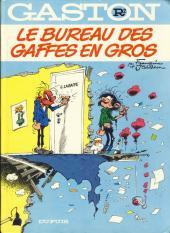 Gaston -R2a82- Le bureau des gaffes en gros