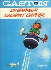 Gaston -7a1979- Un gaffeur sachant gaffer