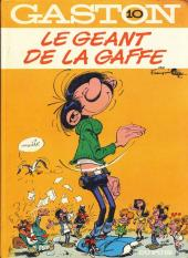 Gaston -10a1979- Le géant de la gaffe