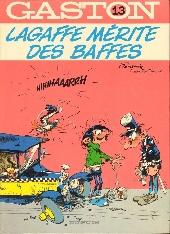 Gaston -13a1979- Lagaffe mérite des baffes