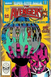 Avengers Vol. 1 (Marvel Comics - 1963) -AN17- The evolutionary war