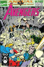 Avengers (The) (1963) -AN20- Subterranean wars part 1
