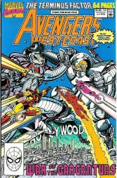Avengers West Coast (1989) -AN05- The terminus factor part 4