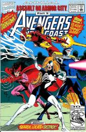 Avengers West Coast (1989) -AN07- Assault on Armor city part 2
