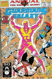 Guardians of the Galaxy (1990) -AN01- The Korvac quest part 4