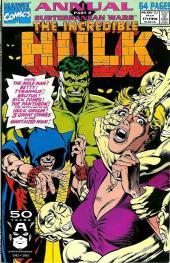 Incredible Hulk (The) (1968) -AN17- Annual 17 : Subterranean wars part 2